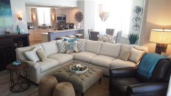 case living room after