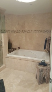 case master bath after